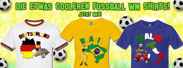 Fußball WM Kollektion 2014